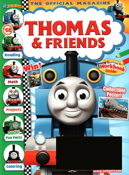 Thomas & Friends Cover - 1/1/2016
