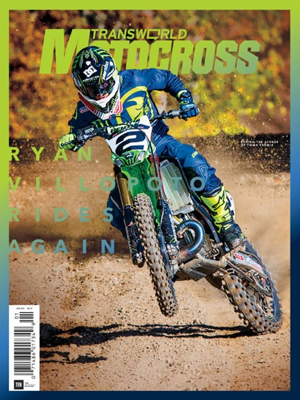 Transworld Motocross Cover - 1/1/2016