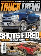 Truck Trend Magazine 1/1/2016