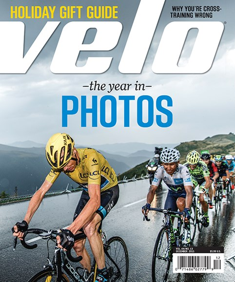 VeloNews Cover - 12/1/2015