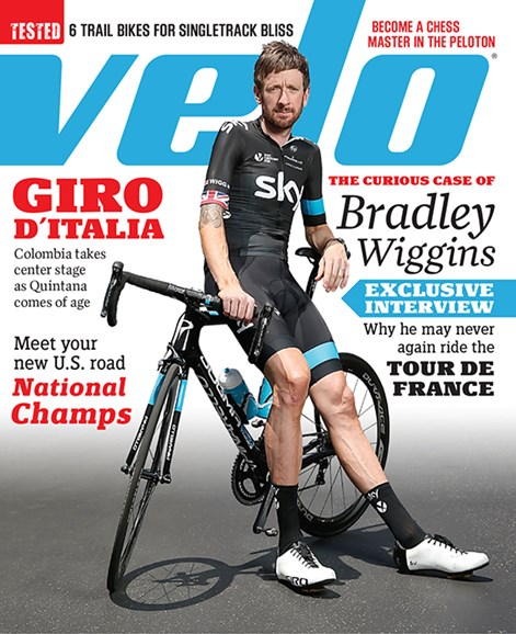 VeloNews Cover - 7/1/2014