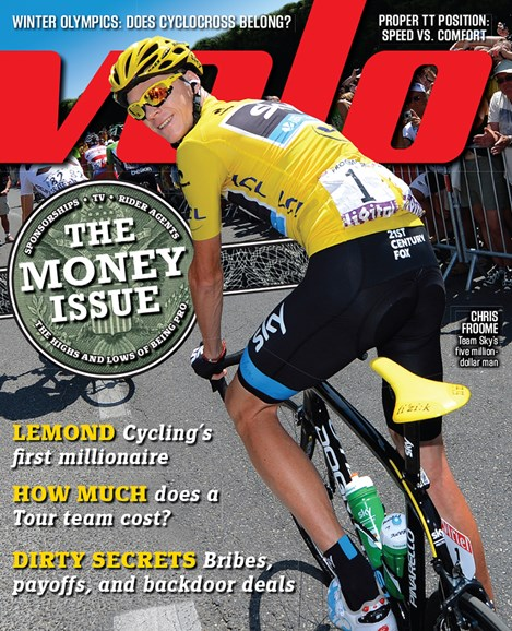 VeloNews Cover - 3/1/2014