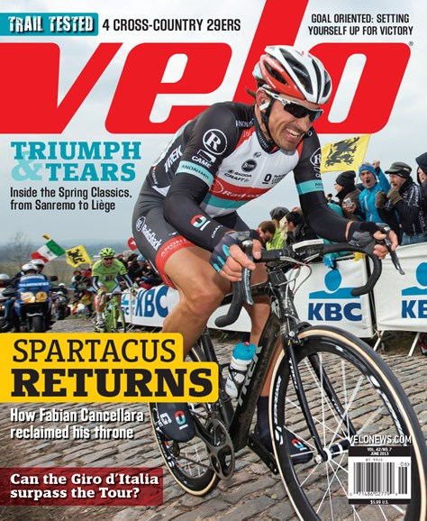 VeloNews Cover - 6/1/2013