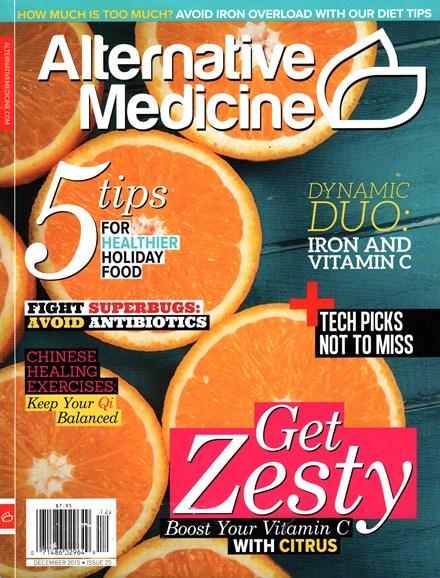 Alternative Medicine Cover - 12/1/2015
