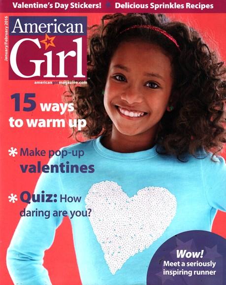American Girl Cover - 1/1/2016