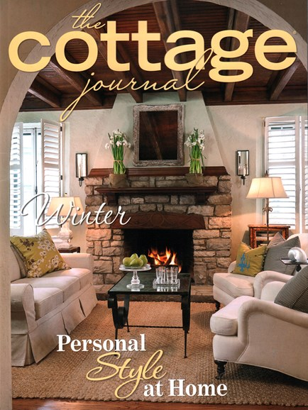 The Cottage Journal Cover - 1/1/2016