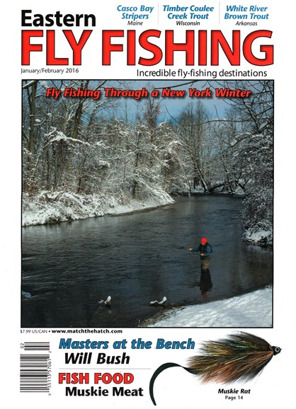 Eastern Fly Fishing Cover - 1/1/2016