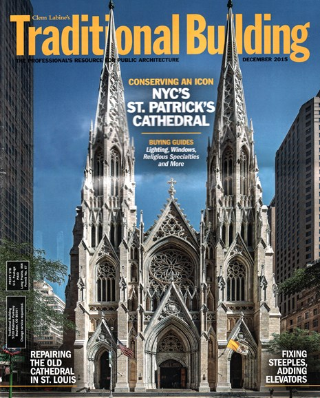 Traditional Building Cover - 12/1/2015
