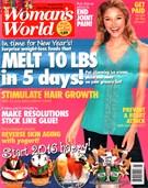 Woman's World Magazine 1/4/2016