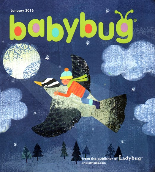 Babybug Cover - 1/1/2016