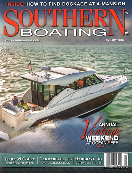 Southern Boating Cover - 1/1/2016
