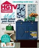 HGTV Magazine 1/1/2016