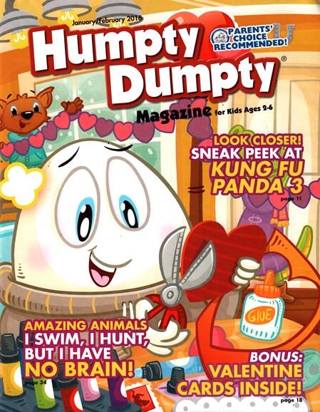 Humpty Dumpty Cover - 1/1/2016