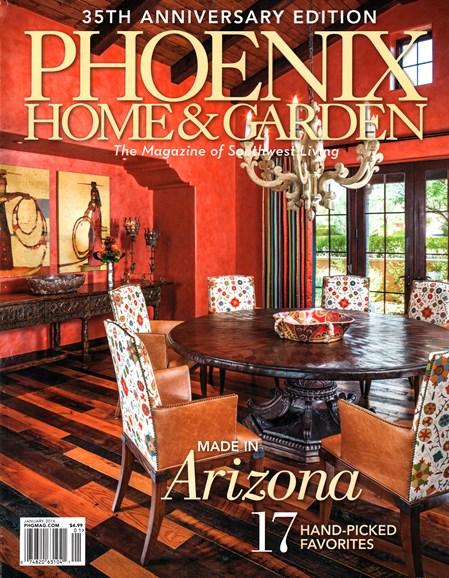 Phoenix Home & Garden Cover - 1/1/2016