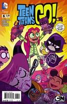 Teen Titans Go! 12/1/2014