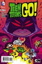 Teen Titans Go! 10/1/2014