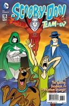 Scooby- Doo Team Up 1/1/2016