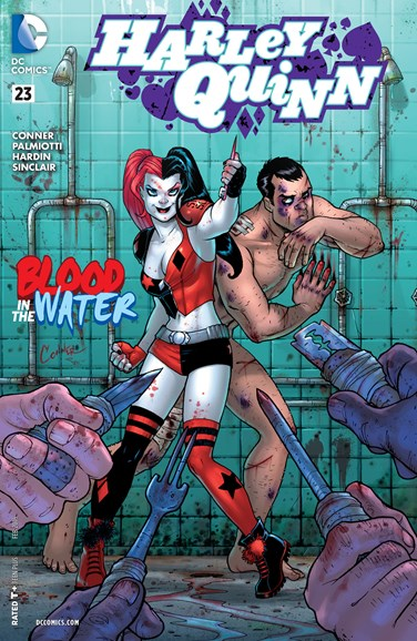 Harley Quinn Cover - 2/1/2016
