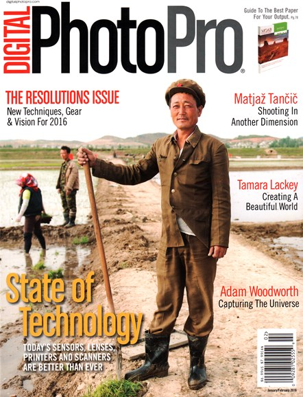 Digital Photo Pro Cover - 1/1/2016