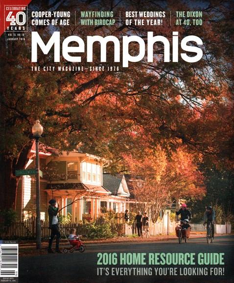 Memphis Cover - 1/1/2016