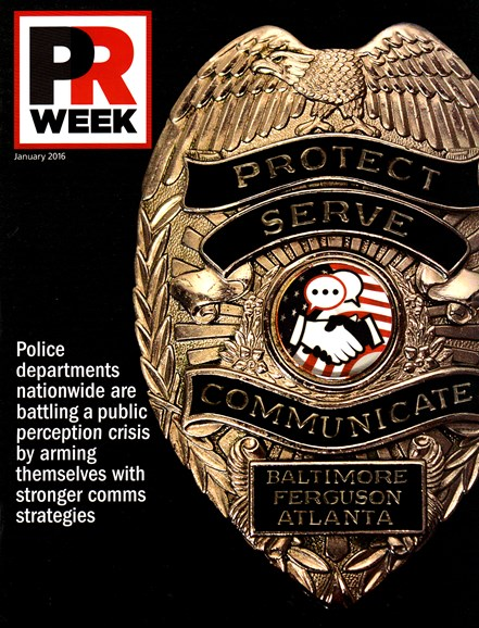 PRWeek Cover - 1/1/2016