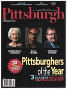 Pittsburgh Magazine 1/1/2016
