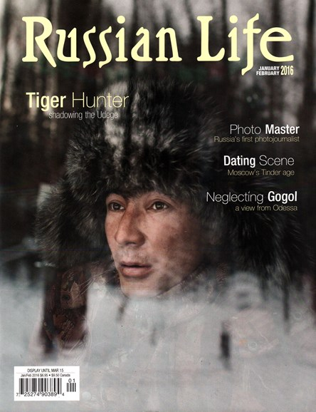 Russian Life Cover - 1/1/2016