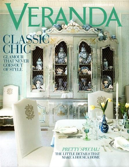 Veranda Cover - 1/1/2016