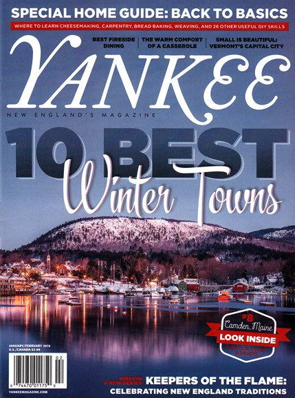 Yankee Cover - 1/1/2016