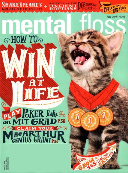 Mental Floss Cover - 1/1/2016