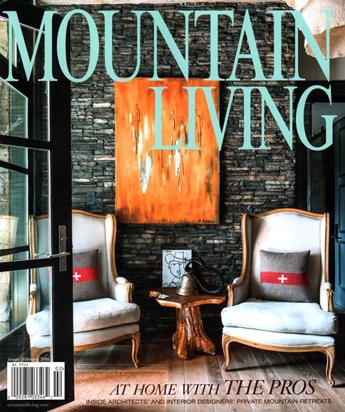 Mountain Living Cover - 1/1/2016