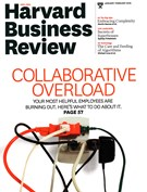 Harvard Business Review Magazine 1/1/2016
