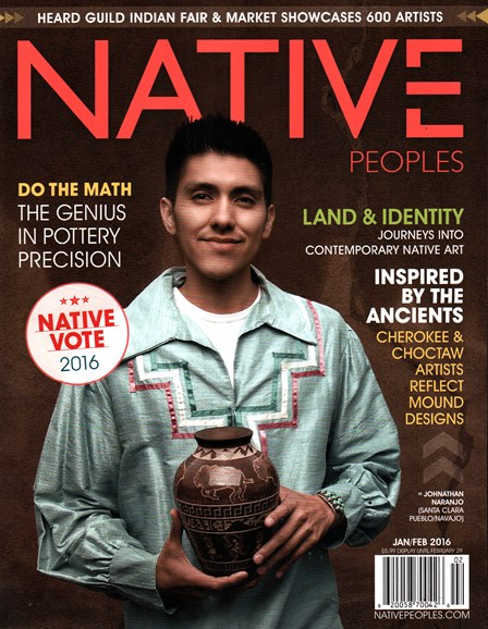 Native Peoples Cover - 1/1/2016