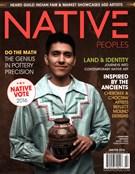 Native Peoples Magazine 1/1/2016