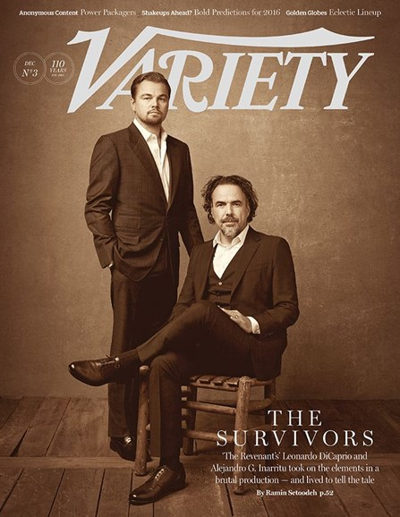 Variety Cover - 12/15/2015