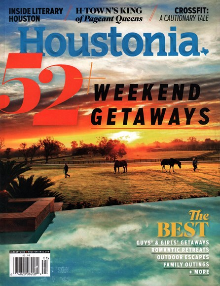 Houstonia Cover - 1/1/2016