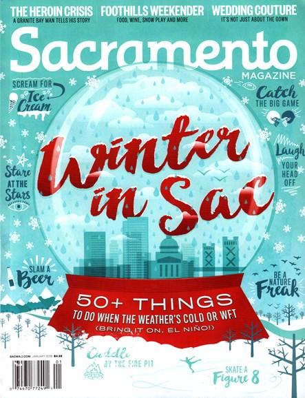 Sacramento Cover - 1/1/2016