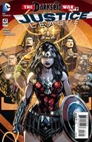 Justice League Comic 2/15/2016