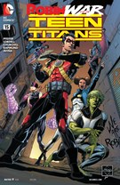 Teen Titans Comic 2/15/2016