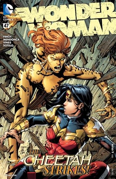 Wonder Woman Cover - 2/1/2016