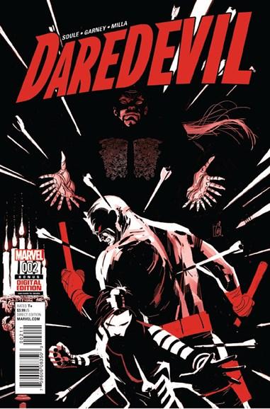 Daredevil Cover - 2/15/2016