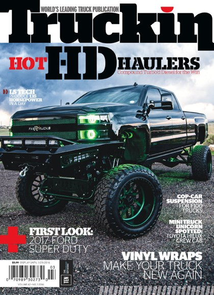 Truckin' Cover - 1/28/2016