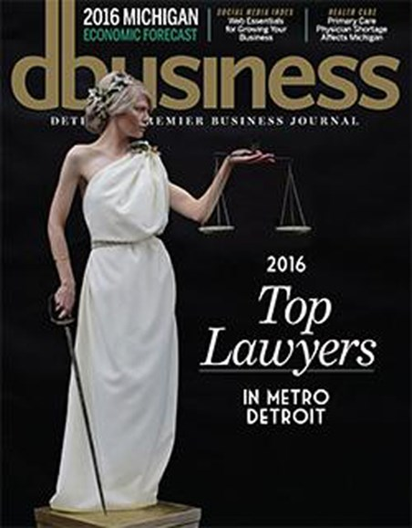DBusiness Cover - 11/1/2015
