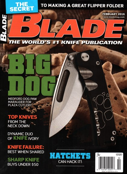 Blade Cover - 2/1/2016