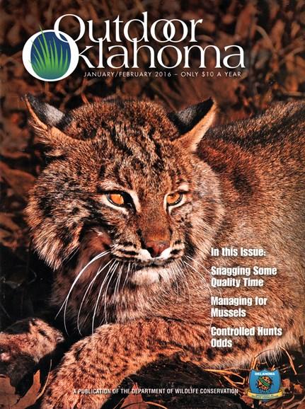 Outdoor Oklahoma Cover - 1/1/2016
