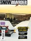 Snowboarder Magazine | 1/1/2016 Cover