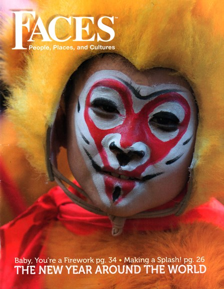 Faces Cover - 1/1/2016
