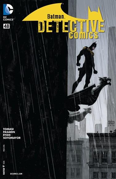 Detective Comics Cover - 3/1/2016