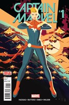 Captain Marvel Comic 3/1/2016