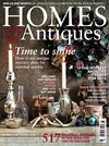 Homes and Antiques | 1/1/2016 Cover